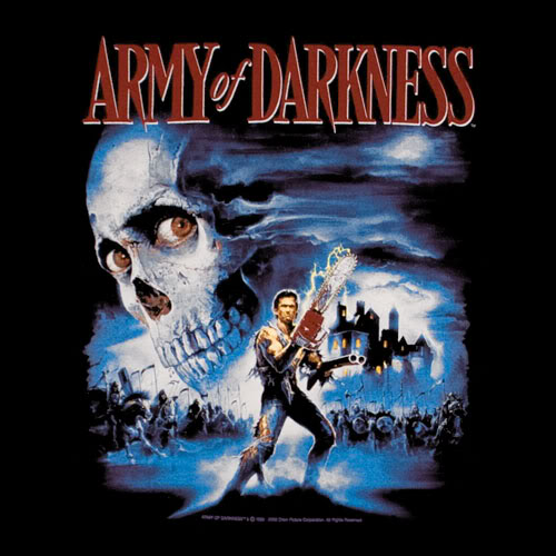 Army of darkness movie theme music